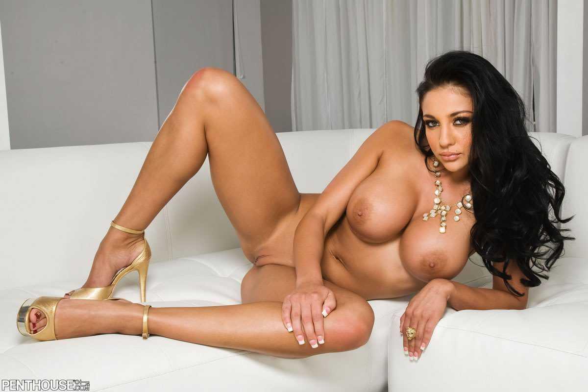 Audrey Bitoni Pornstar Naked