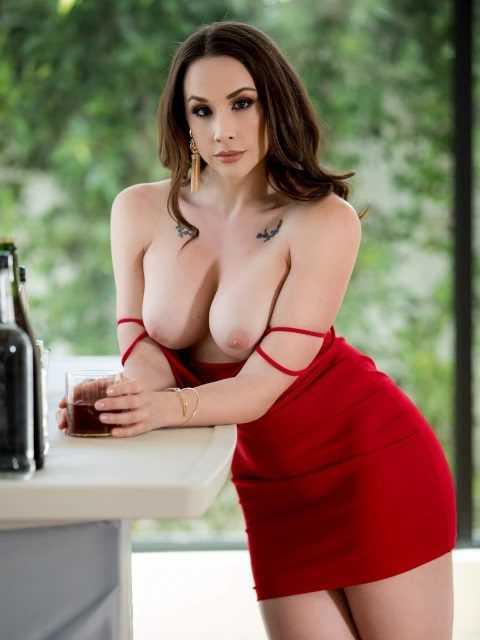 Chanel Preston tits