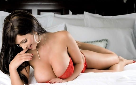 Sexy Beauty With Big Tits