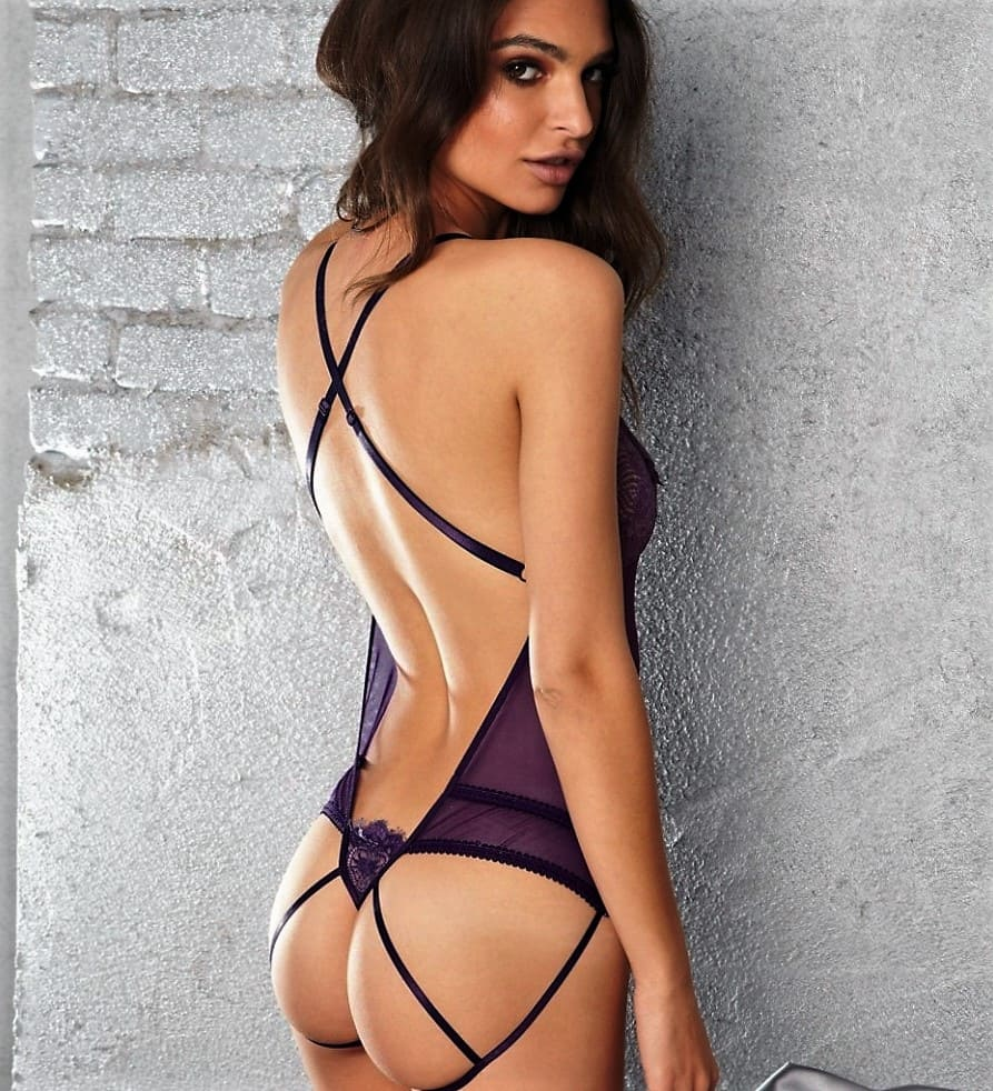 Sexy girl with a delicious ass
