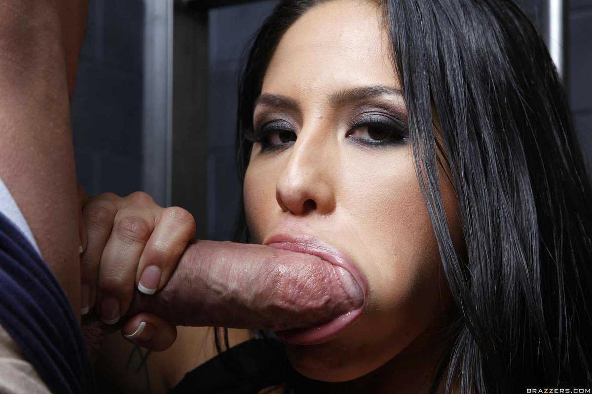 Jenaveve Jolie Blowjob Big Dick