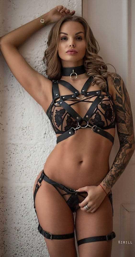 Hot Beautiful woman in a bikini